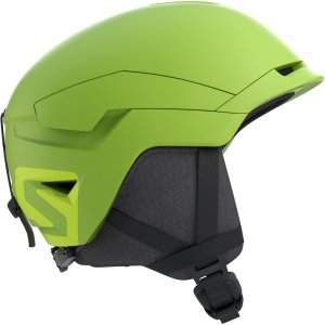 Pánská lyžařská helma SALOMON QUEST ACCESS L40535600 GREENERY