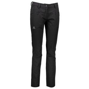 Dámské zateplené kalhoty SALOMON WAYFARER WARM PANT W L40375100 BLACK 14c4fef209