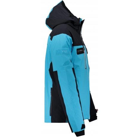 Pánská zimní bunda  KILPI TEAM JACKET-M JM0004KI ČERNÁ