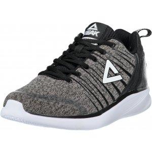 Pánské sportovní boty PEAK RUNNING SHOES E73377H ČERNÁ b3a1fd1155
