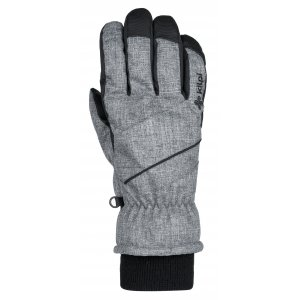 e3b39c95c52 Lyžařské rukavice KILPI TATA-U JU0159KI ŠEDÁ