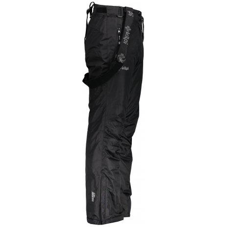 Dívčí lyžařské kalhoty  KILPI ELARE-JG JJ0023KI ČERNÁ