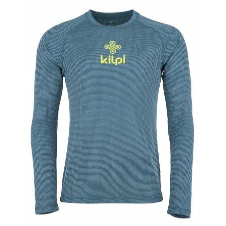 Pánské funkční triko KILPI FLIN-M JM0314KI MODRÁ