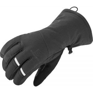 4e6df377618 Pánské zimní rukavice SALOMON PROPELLER LONG M L40425600 BLACK BLACK