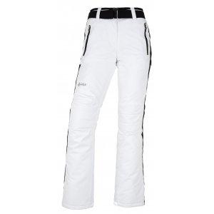 Dámské lyžařské kalhoty  KILPI MURPHY-W JL0194KI BÍLÁ