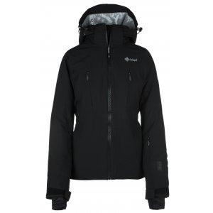 Dámská lyžařská bunda  KILPI ADDISON-W JL0099KI ČERNÁ