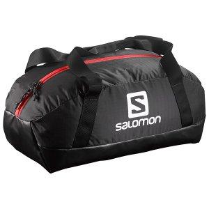 Sportovní taška SALOMON PROLOG 25 BAG L38002300 BLACK BRIGHT RED 4e36b06823