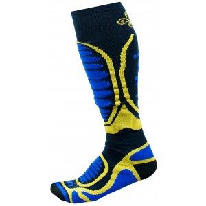 Lyžařské ponožky KILPI ANXO-U JU0126KI MODRÁ