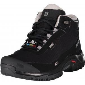 d24f507be8d Pánské zimní boty SALOMON SHELTER CS WP L40472900 BLACK BLACK FROST GRAY