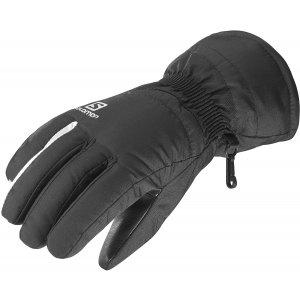 Dámské zimní rukavice SALOMON FORCE W L40421500 BLACK WHITE b6d49e1bad