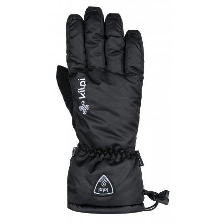 Lyžařské rukavice KILPI MIKIS-U JU0161KI ČERNÁ