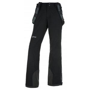 Dámské lyžařské kalhoty KILPI EUROPA-W JL0010KI ČERNÁ