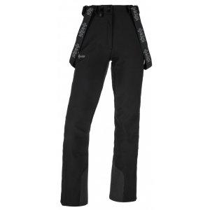 Dámské zimní softshellové kalhoty  KILPI RHEA-W JL0907KI ČERNÁ