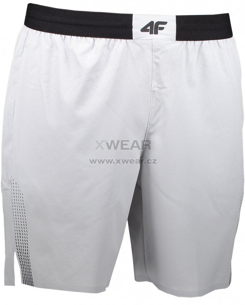 Pánské šortky 4F SKMF273 COLD LIGHT GREY velikost  S   XWEAR.cz 120e2e56de