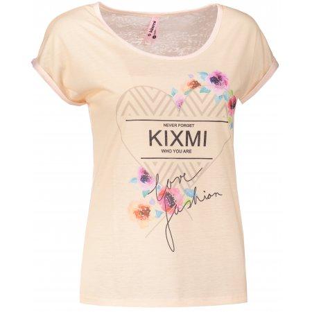 Dámské triko KIXMI HARRIET BÉŽOVÁ