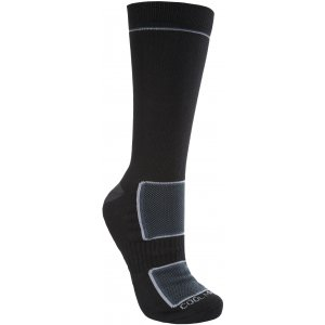 Pánské ponožky TRESPASS RIZZLE BLACK