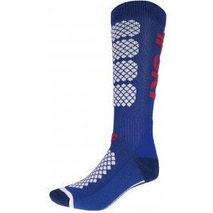 Dámské lyžařské ponožky 4F SODN250 COBALT