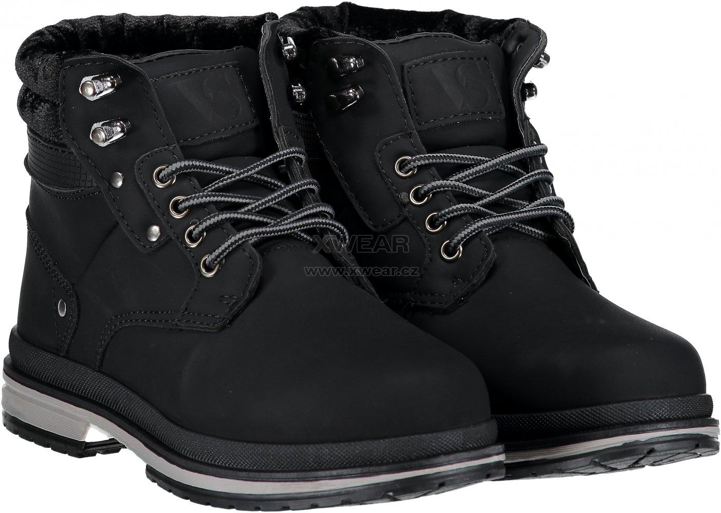e587f118077 Dámské boty VICES JB008-1 BLACK velikost  36   XWEAR.cz
