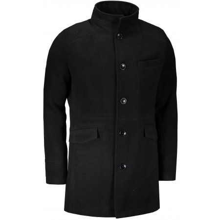 Pánský kabát OMBRE VICTOR BLACK