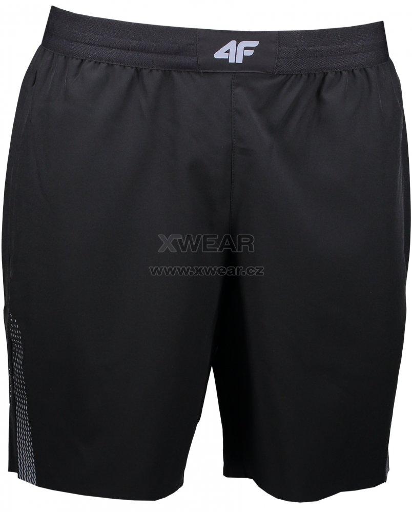 Pánské šortky 4F SKMF273 DEEP BLACK velikost  L   XWEAR.cz fa654ea481