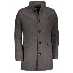 Pánský kabát OMBRE VICTOR GREY