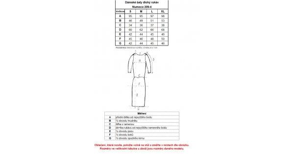 0cef1d08e1f Dámské šaty NUMOCO A209-3 VÍNOVÁ velikost  S   XWEAR.cz