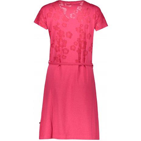 Dámské šaty ALTISPORT ROSSA LSKN195 RŮŽOVÁ