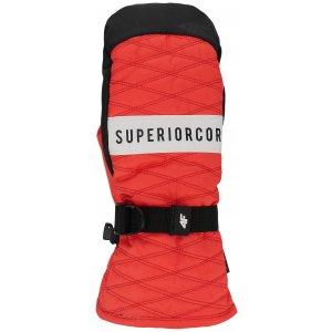 Dámské lyžařské rukavice 4F RED250 RED 096082ddc8