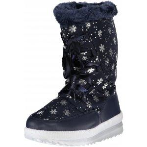 415398263c9 Dámské zimní boty VICES JB14-12 DARK BLUE
