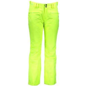 Dámské lyžařské kalhoty 4F SPDN270 LIGHT LEMON NEON 4f1d42f937