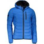 Pánská bunda OMBRE AC371 BLUE