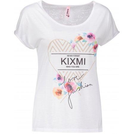 Dámské triko KIXMI HARRIET BÍLÁ
