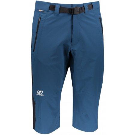 Pánské 3/4 kalhoty HANNAH GELLERT MOROCCAN BLUE/ANTHRACITE