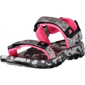 Dámské sandále ALPINE PRO BATHIALY UBTN167 ŠEDÁ