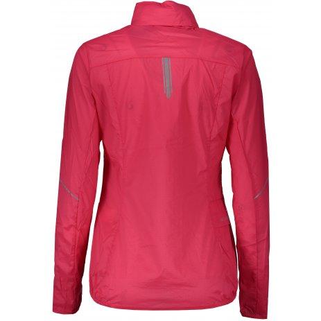 Dámská sportovní bunda HANNAH CUSTO ROUGE RED/SULPHUR