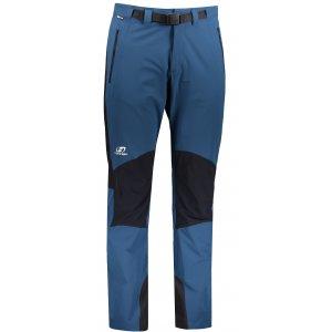 Pánské softshellové kalhoty HANNAH GARWYN MOROCCAN BLUE/ANTHRACITE