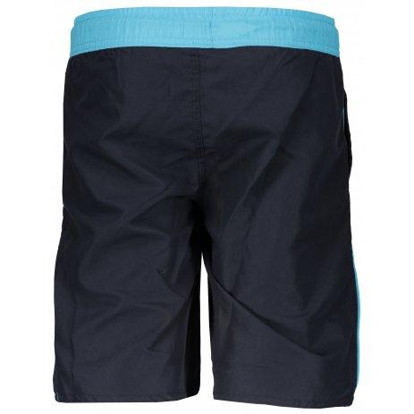 Chlapecké šortky SAM 73 BS 516 TMAVĚ MODRÁ