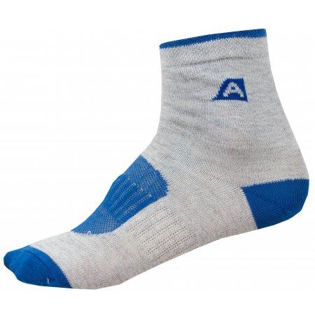 Dětské ponožky ALPINE PRO RAPID 2 KSCN014 MODRÁ