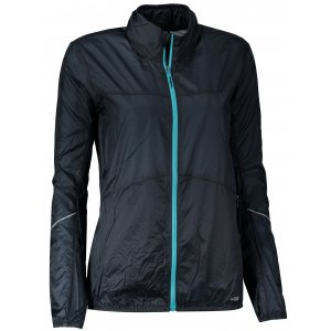 Dámská sportovní bunda HANNAH ESCADA II MIDNIGHT NAVY/BLUEBIRD