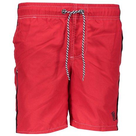 Chlapecké šortky SAM 73 BS 517 ČERVENÁ