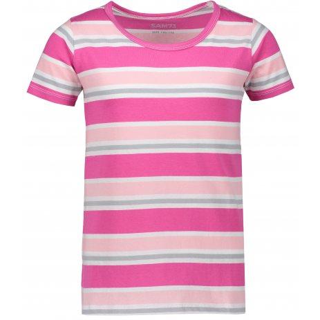Dětské triko SAM 73 DARIANO KTSN184 RŮŽOVÁ