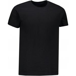 Pánské triko s krátkým rukávem ALPINE PRO NILAQ MTSN435 ČERNÁ
