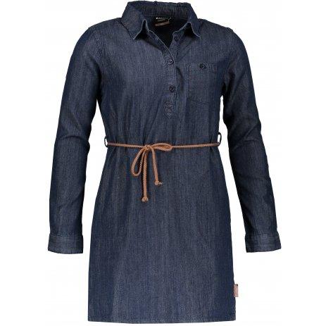 Dívčí šaty SAM 73 GZ 519 TMAVÁ DENIM