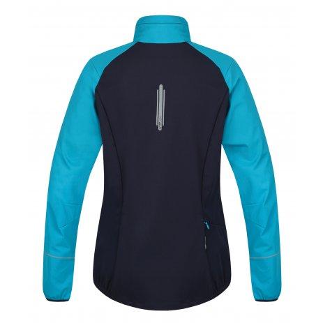 Dámská softshellová bunda HANNAH KEIDIS MIDNIGHT NAVY/BLUEBIRD