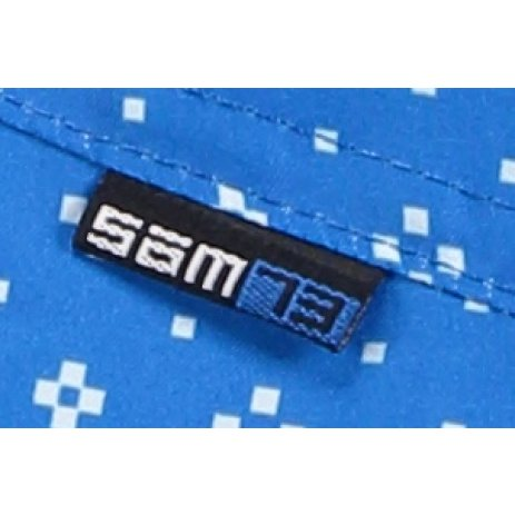 Pánské šortky SAM 73 MS 729 JASNĚ MODRÁ