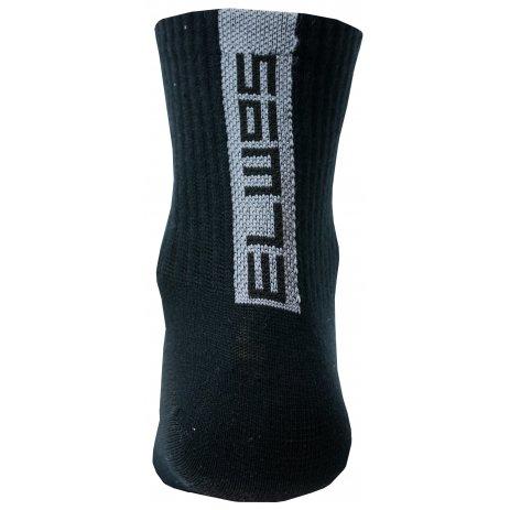 Ponožky SAM 73 UP 128 ČERNÁ
