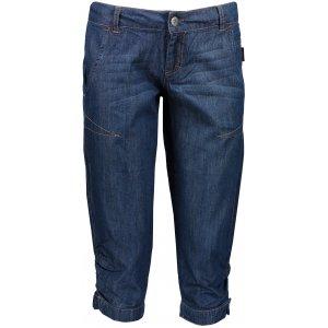 Dámské 3/4 kalhoty SAM 73 WS 744 TMAVÁ DENIM