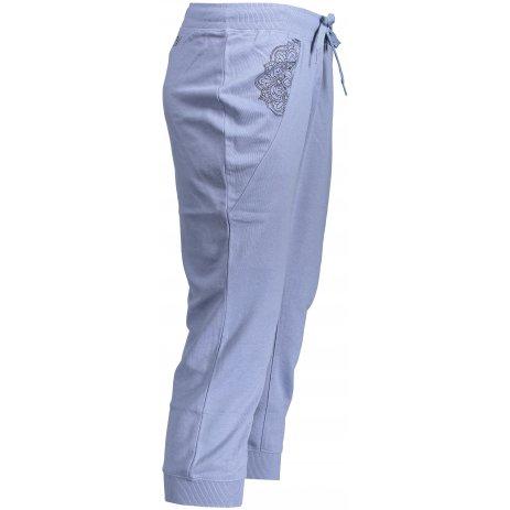 Dámské 3/4 kalhoty SAM 73 EFRENA LPAN326 SVĚTLE MODRÁ