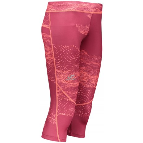 Dámské 3/4 kalhoty HANNAH RELAY CHERRIES JUBILEE