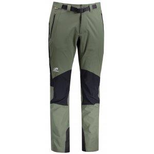 Pánské softshellové kalhoty HANNAH GARWYN THYME/ANTHRACITE